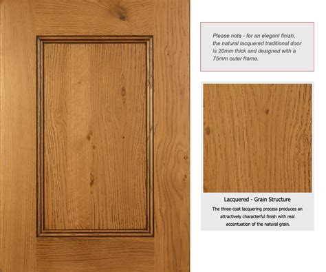 Replacement Kitchen Cabinet Doors Uk by Solid Oak Wood Kitchen Unit Doors And Drawer Fronts