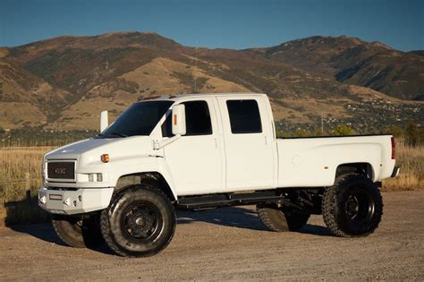 2006 gmc kodiak topkick c5500 4 215 4 duramax bed