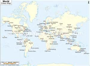 World Map Largest Cities by World Clock Calendar World Time World News