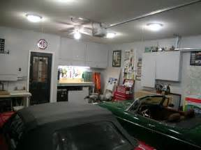 In Lights For Garage Garage Lighting Ideas To Make Your Garage More