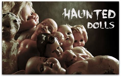 wanna buy a haunted doll