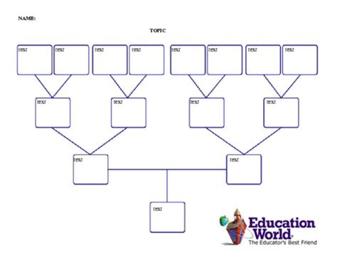family tree template doc education world four generation family tree template