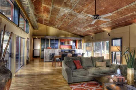 Cabin Ceiling by Interior
