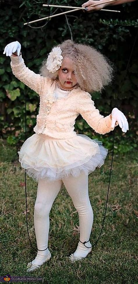 diy marionette costume marionette doll and wind up doll costumes