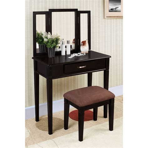 Black Vanity Table Black Vanity Table With Mirror All About Home Design Make Vanity Table With Mirror Design