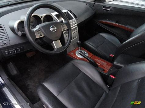2005 Nissan Maxima Interior by Black Interior 2005 Nissan Maxima 3 5 Sl Photo 45374365