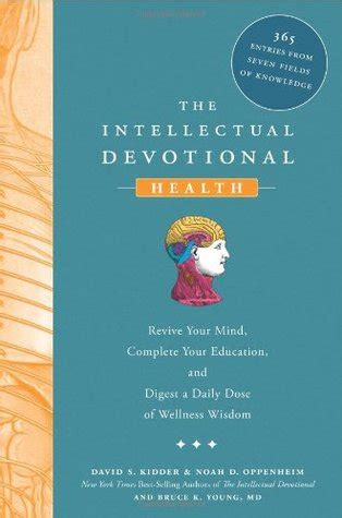 the intellectual books the intellectual devotional health revive your mind