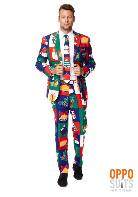 men s opposuits quilty pleasure holiday suit