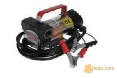 portable transfer battery diesel fuel dc 12v pompa solar jakarta jualo