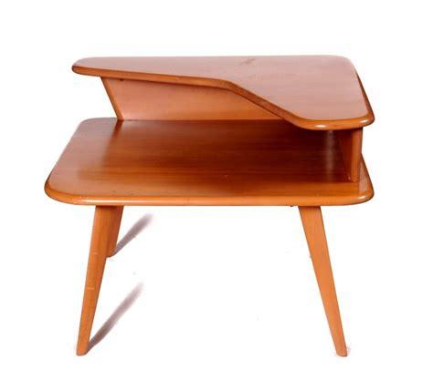 heywood wakefield sofa heywood wakefield corner table for the home pinterest