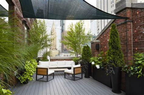 Ideas For Terrace Garden Terrace Roof Garden Corner
