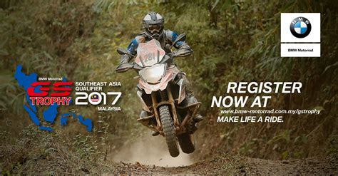 Bmw Motorrad Forum Malaysia by Bmw Motorrad Malaysia Calls Out To All Gs Owners And Fans