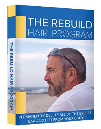 download hair rebuild program rebuild hair program review can jared gates help you