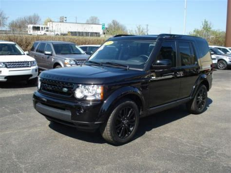 land rover lr4 blacked out sell used 2011 land rover lr4 26k loaded call