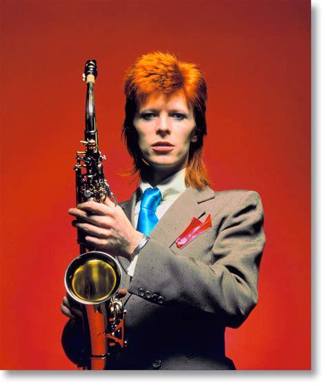 david bowie color mick rock david bowie sax cu color 1973 201 ditions taschen