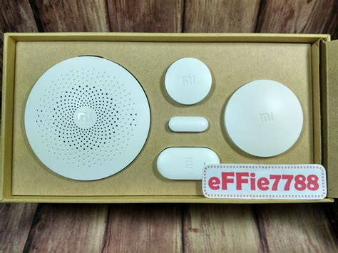 Security Alarm Rumah jual beli original xiaomi mi smart home kit security
