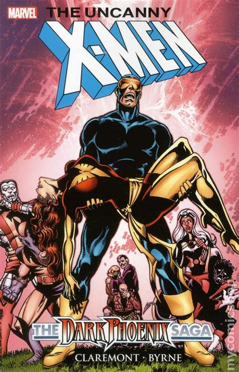 comic books in x men dark phoenix saga