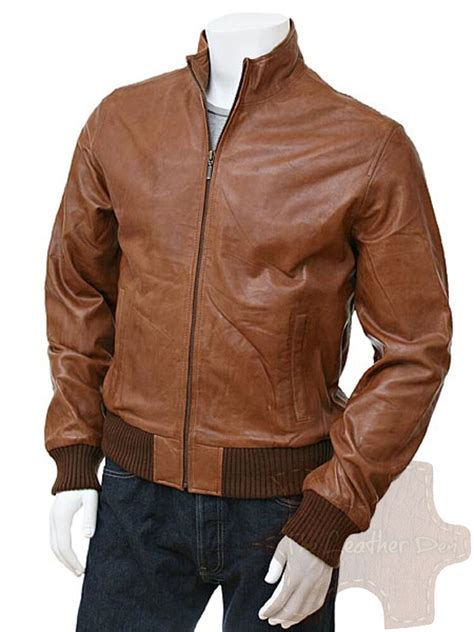 Cowhide Jackets by Genuine Leather Bomber Jacket Mens Bomber Jacket Cowhide