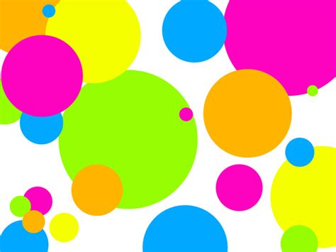 colorful polka dots rainbow polka dot wallpaper cliparts co
