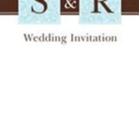Wedding Invitations Hallmark by Hallmark Cards Wedding Invitations Easy Weddings