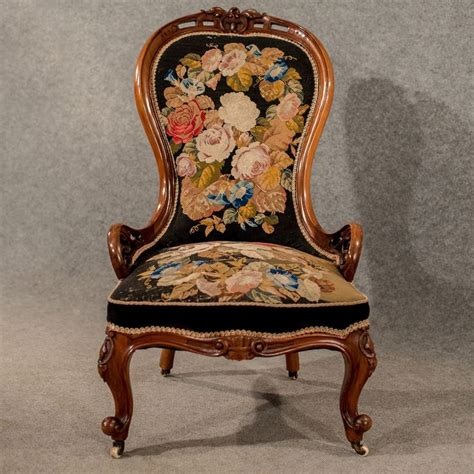 vintage armchairs ebay 17 best images about needlepoint upholstered chairs on