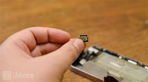 fix  blown earpiece speaker   gsmatt iphone  imore