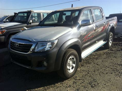 2011 Toyota For Sale 2011 Toyota Hilux Up For Sale 2700cc Gasoline