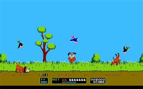 Duck Hunt classic duck hunt created in vr is absolutely amazing and