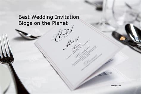 top wedding invitation websites top 50 wedding invitation blogs and websites wedding cards