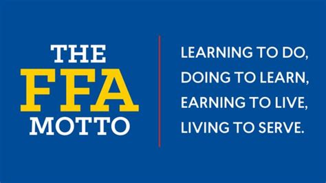 what are the ffa colors center national ffa organization
