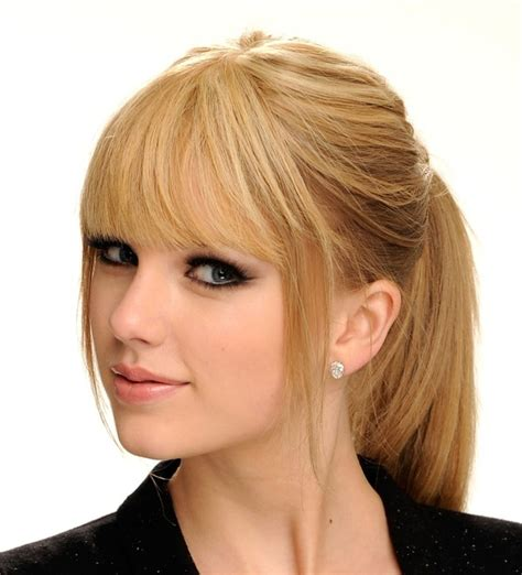 Different Types Of Bangs For Hair by Different Types Of Hair Brown Hairs