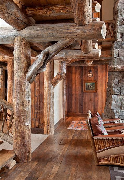 spanish peaks cabin a rustic gateway to big sky�s