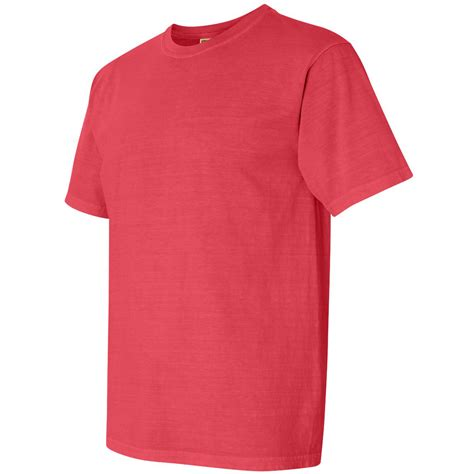 comfort colors watermelon comfort colors 1717 garment dyed heavyweight ringspun