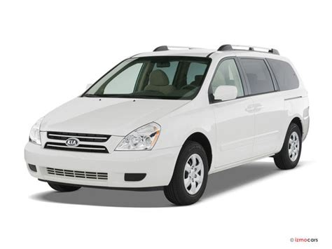 2007 Kia Sedona Reviews 2007 Kia Sedona Prices Reviews And Pictures U S News