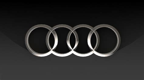 Audi Logo Jpg by The History Of And Story The Audi Logo