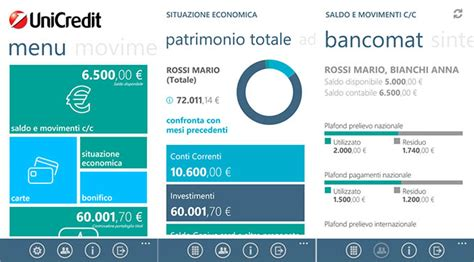 Www Banca Multicanale Unicredit by L App Ufficiale Unicredit Arriva Su Windows Phone 8 1