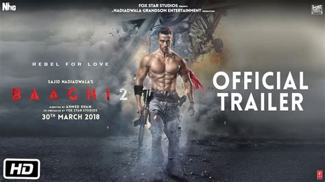 full hd video baaghi baaghi 2 movie official trailer full hd video ang