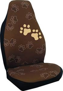 Car Seat Covers With Prints Paw Print Car Seat Cover My Cars