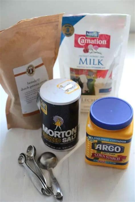 diy instant chocolate instant chocolate pudding recipe