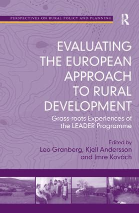 the roots of leadership books evaluating the european approach to rural development