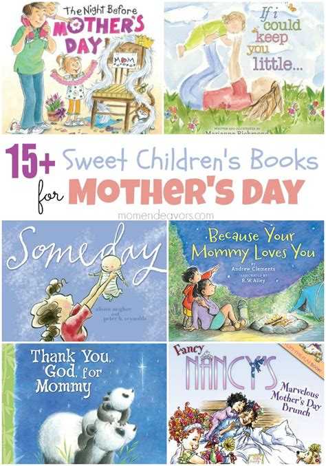 day books 15 sweet mother s day books