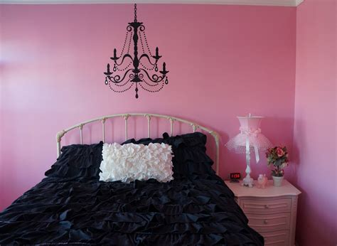 pink and black paris themed bedroom emejing pink and black paris themed bedroom images