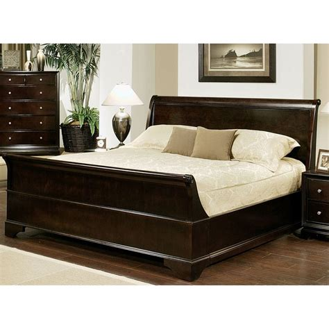 sleigh beds for sale elegant hamilton sleigh bed flame mahogany charles p
