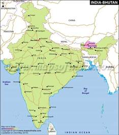 Map Of India And Surrounding Countries by Pics Photos India Neighbouring Countries