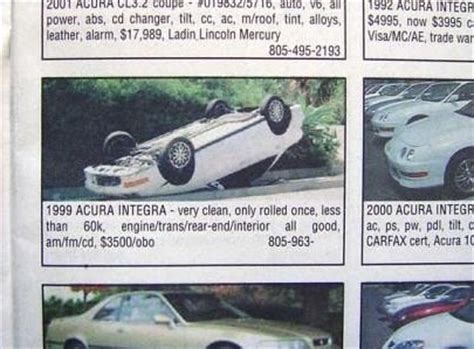Classified Ads Of Used Cars For Sale In Usa Car Stories Car Stories Ads