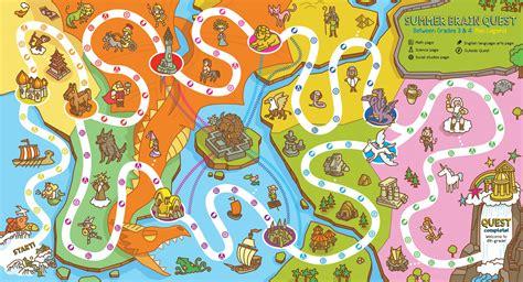 Summer Brain Quest 1 2 Pb Workman Publishing summer brain quest between grades 3 4