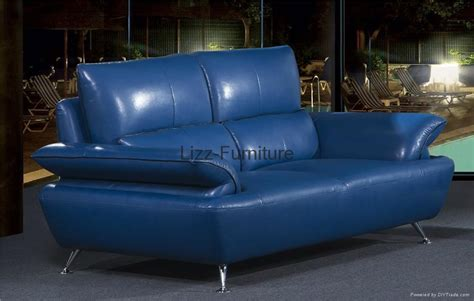 modern sofa set colorful sectional leather sofa lz020