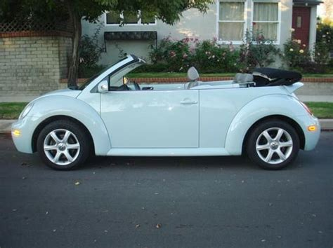tiffany blue volkswagen beetle vw beetle convertible in aquarius blue via autotrader com