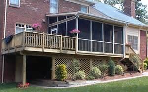 Porch Roof Plans charlotte nc screen porch builder weddington waxhaw