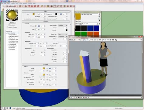 sketchup vray material editor tutorial pdf service pack 2 for v ray 173 for sketchup vray us